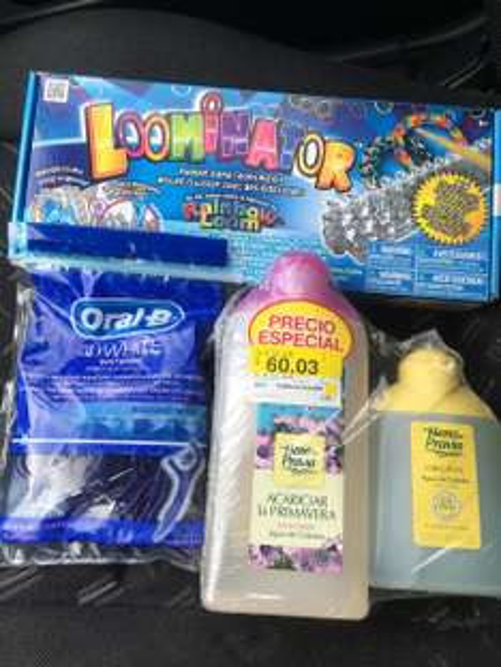 Walmart: Hilo dental $26.02 colonia para dama $30.02