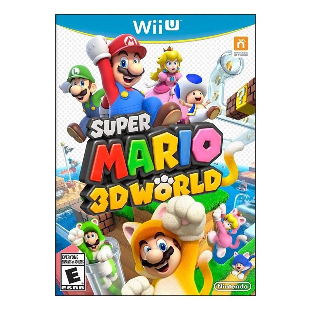 Sam's Club en línea: Super Mario 3D World en $300