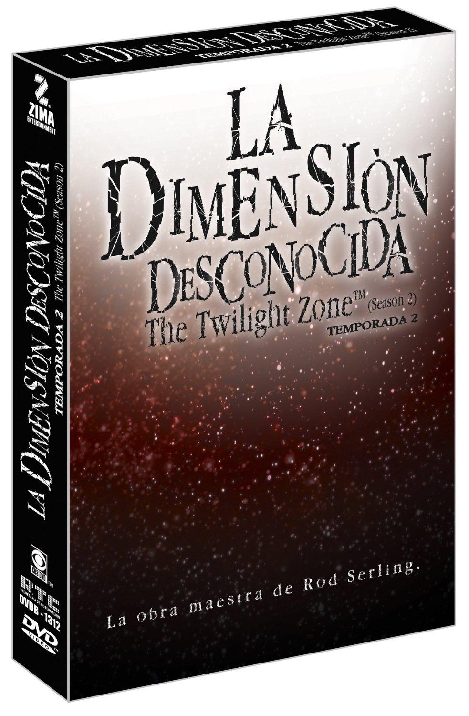 Amazon: la dimensión desconocida segunda temporada en DVD a $42