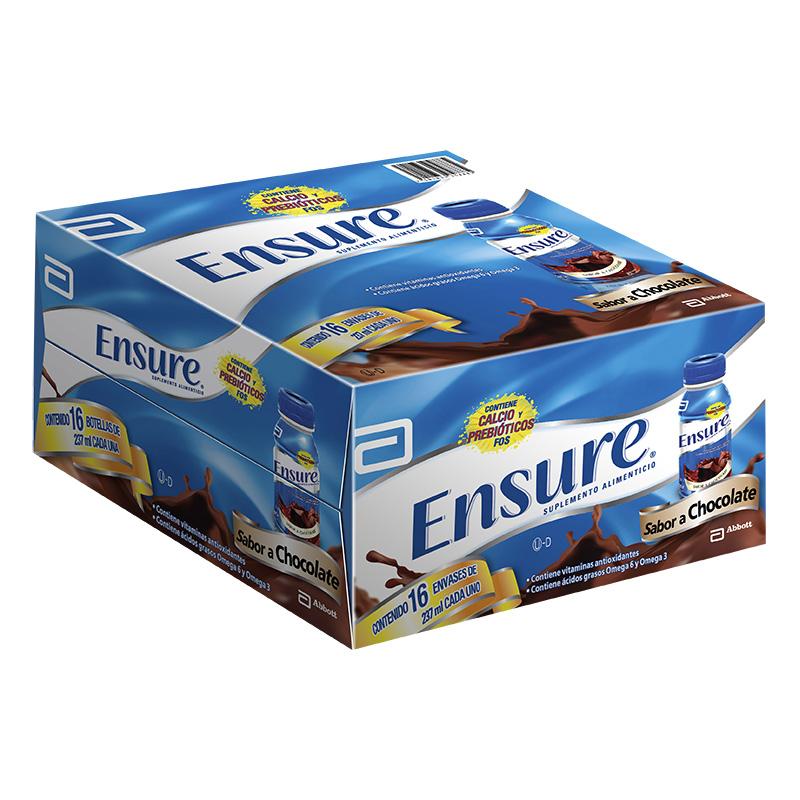 Costco: caja de Ensure 16 piezas de varios sabores  $449