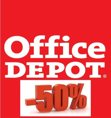 Office Depot: 50% de descuento, pizarrones, planeador, tablero
