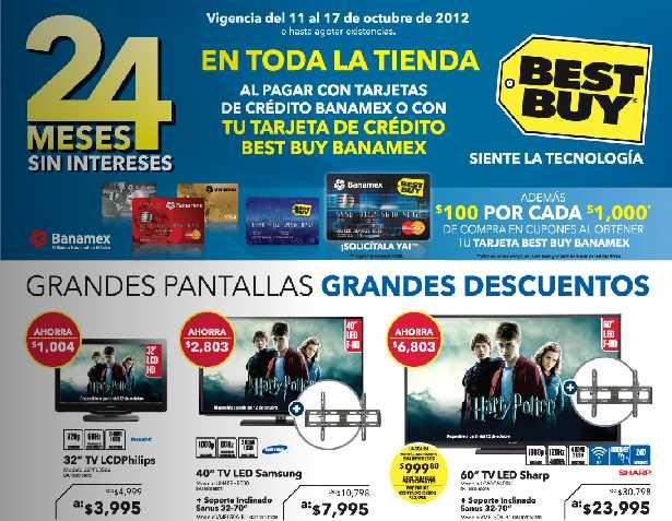 Best Buy: descuentos en cámaras, pantallas, impresoras, videojuegos y más