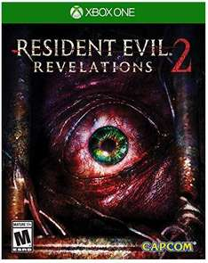 Amazon México: Resident Evil: Revelations 2, Xbox One, Standard Edition a $249 moneditas, 40% más barato.  Envío gratis más de $599