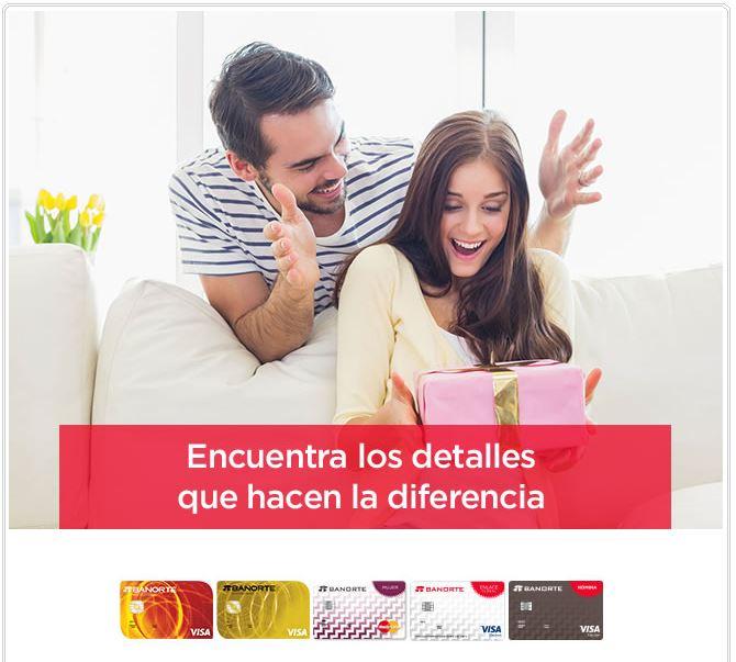 Banorte: ofertas especiales con Tarjetas de crédito y débito Banorte
