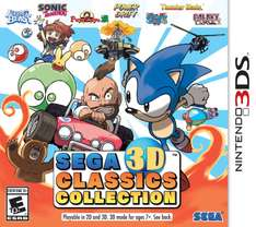 Amazon: Sega 3D Classics Collection a $359 y Ultimate NES Remix a $399 para Nintendo 3DS