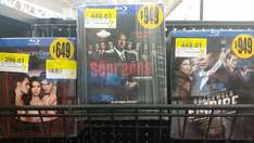Walmart: Series sopranos, empire boardwalk y más en Blu-Ray