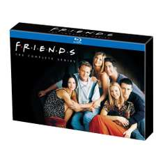 Walmart y Amazon: Friends la Serie Completa en Blu-ray y DVD