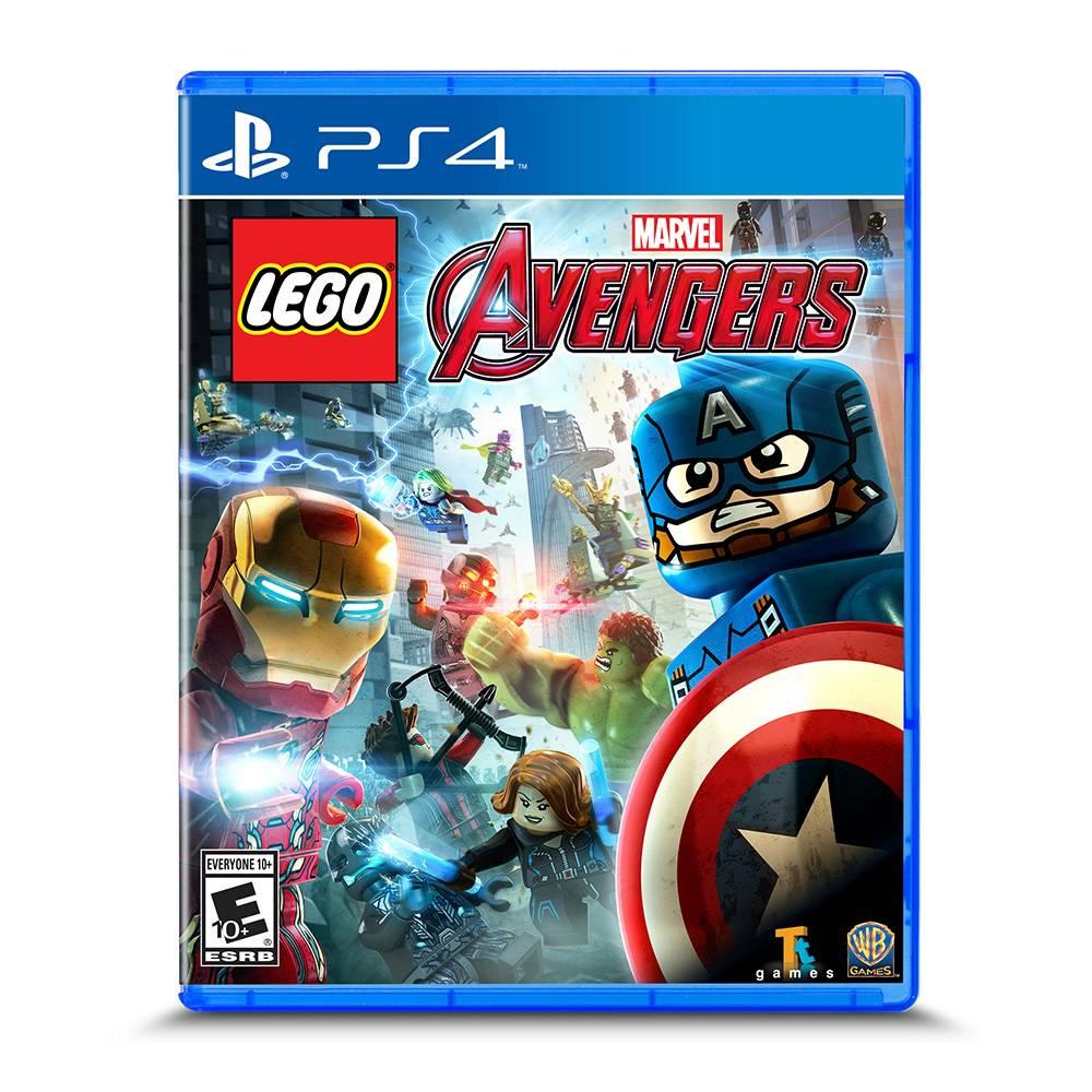 Walmart en línea: Lego Avengers con 50% de descuento
