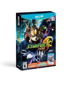 Amazon: Star Fox Zero + Star Fox Guard para Wii U a $769 incluye envío