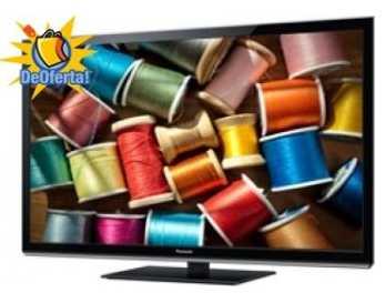 """Decompras.com Pantalla Panasonic 3D Smart TV de 50"""" a $9,999"""