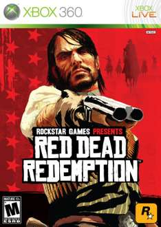 Xbox Live: Red Dead Redemtion Retrocompatible