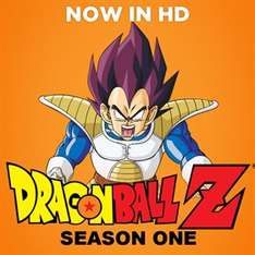 Microsoft: Dragon Ball Z temporada 1 HD gratis