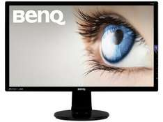 "PCEL: Monitor LED BenQ GL2460 de 24"", Resolución 1920 x 1080 Full HD, 2ms."