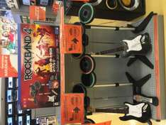 La Comer: rock band batería y guitarra para Xbox One y PS4