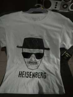 Walmart Poligono Sur: Playera Breaking Bad en $20 pesos