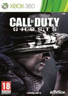 Amazon México: Call of Duty: Ghosts (Xbox 360)