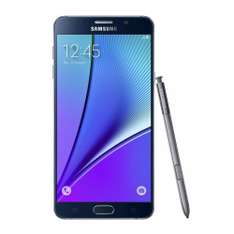Amazon México: Galaxy Note 5 Black Sapphire a $9,919 ($8,431 con AMEX)