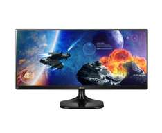 Amazon: Monitor Ultra Ancho LG Electronics UM57 25UM57 de 25 pulgadas