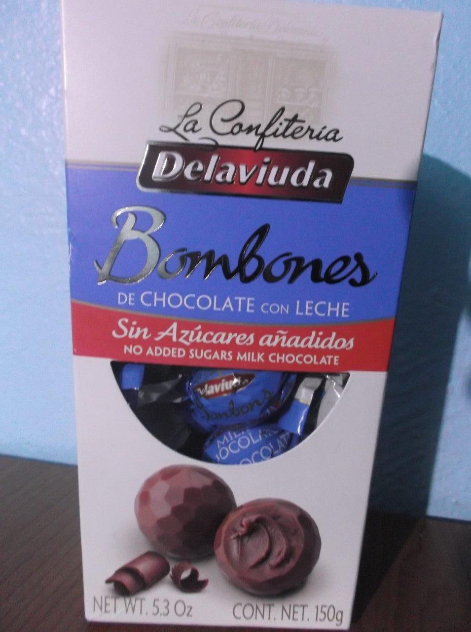 Walmart Plaza San Marcos: bombones de chocolate  Confitería de la Viuda a $20.01