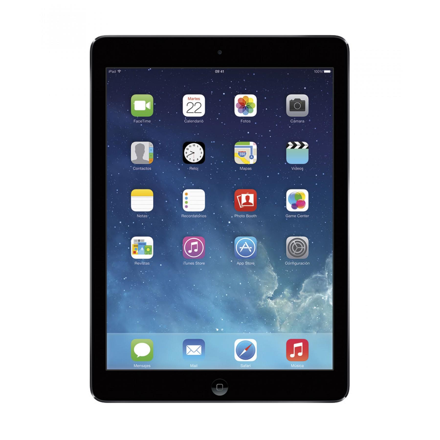 Palacio de Hierro en línea: iPad Air 64Gb Wi-Fi Space Gray (con Paypal $4,949.10)