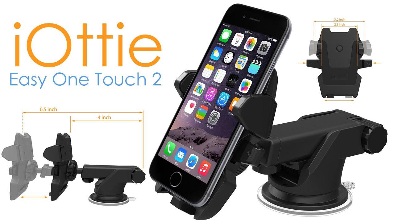 Amazon, iOttie Easy One Touch 2 Soporte para celular
