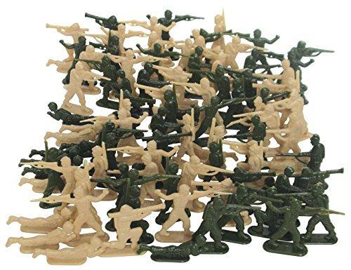 Amazon Mx: Arma tu ejército, domina al mundo y revive tu infancia, 50 soldados a $19 y 100 a $34