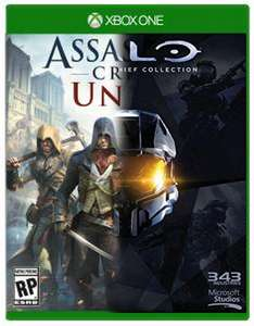 cdkeys: Halo The Master Chief Collection a $8.99 USD y Assassin's Creed Unity $2.37 USD para Xbox One