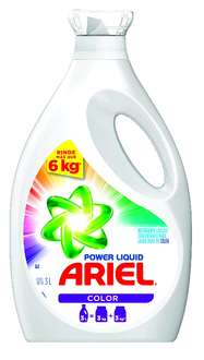 Amazon México: Ariel Pwer Liquid de 3L a $96