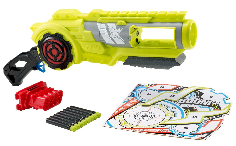 Amazon: Pistola de dardos Boomco Breakflip (70% de descuento)