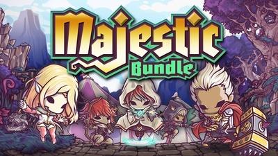 Bundlestars: Majestic Bundle 10 juegos para PC por menos de $60