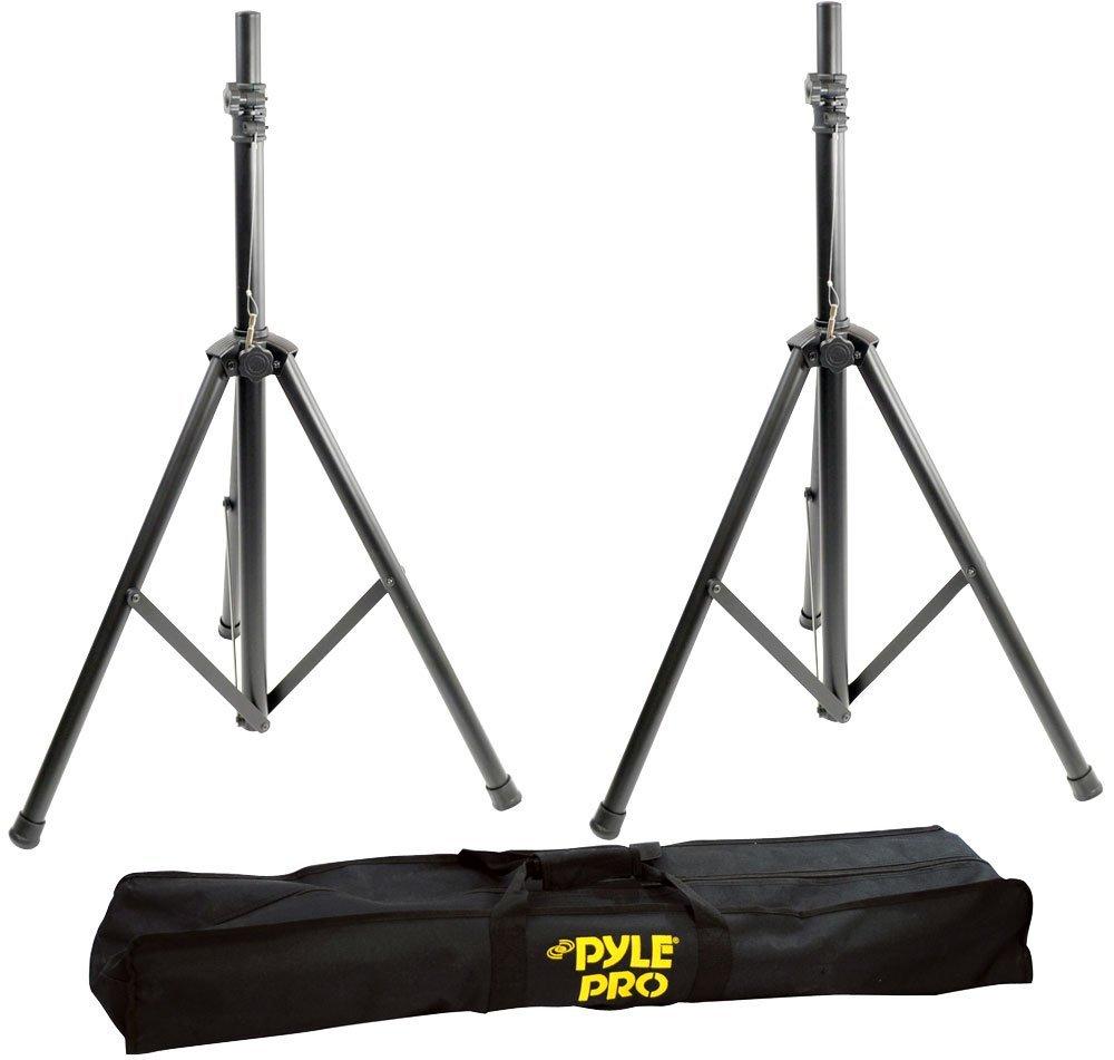 Amazon MX: Soporte para altavoz Pyle 2 pack a $182.99 y Soporte para micrófono a $63