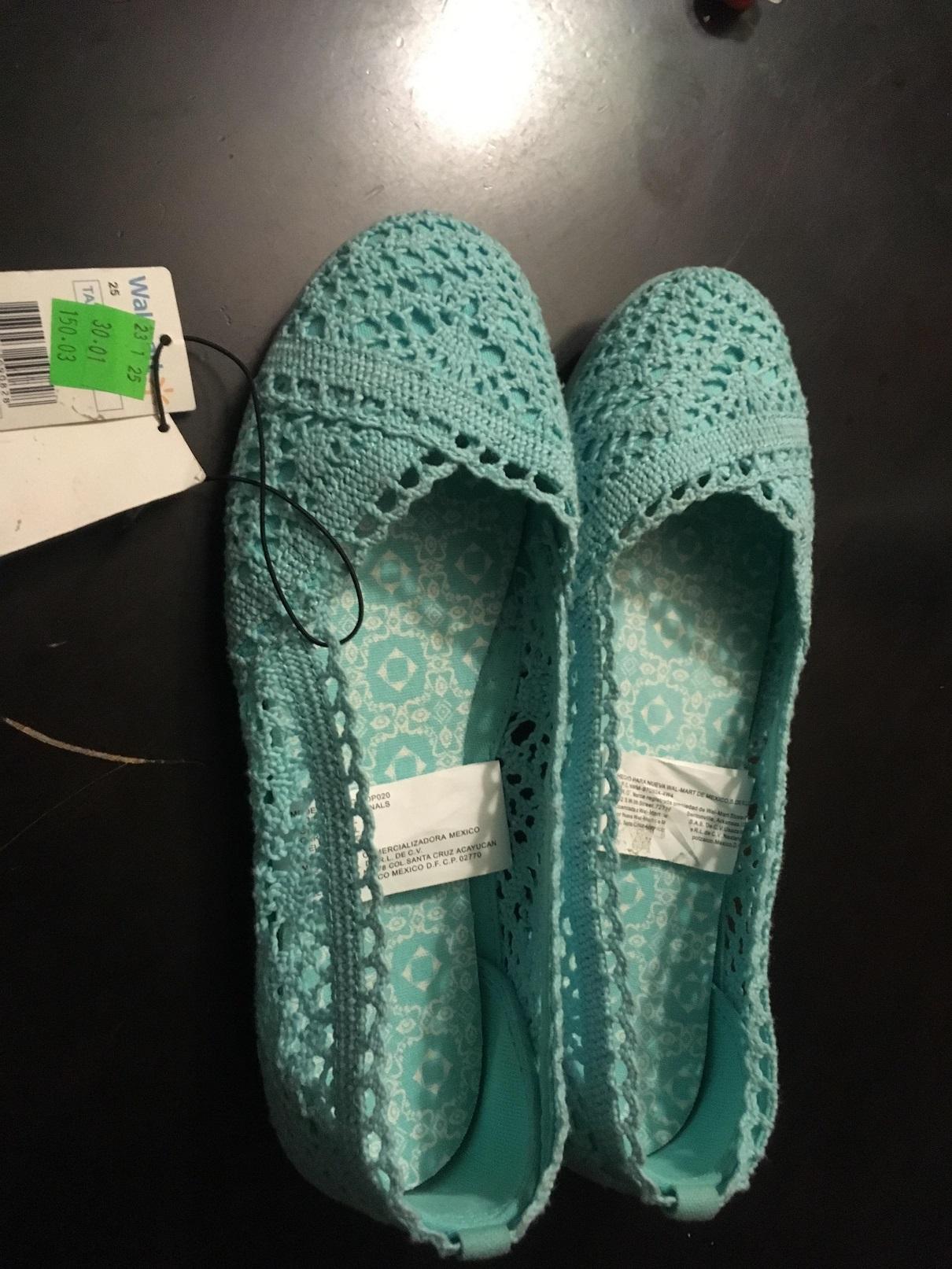 Walmart: liquidación zapatos acuáticos