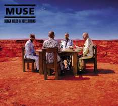 Amazon: CD de Muse - Black Holes & Revelations a $93