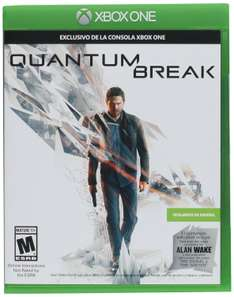 Amazon: Quantum Break para Xbox One - Standard
