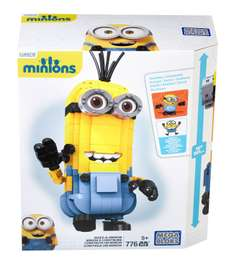Amazon: Mega Blocks Despicable Me Construye Un Minion 776 pzas