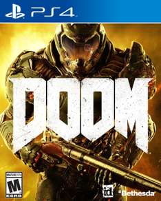 Amazon USA: Doom para PS4/Xbox One/PC a $30 dólares