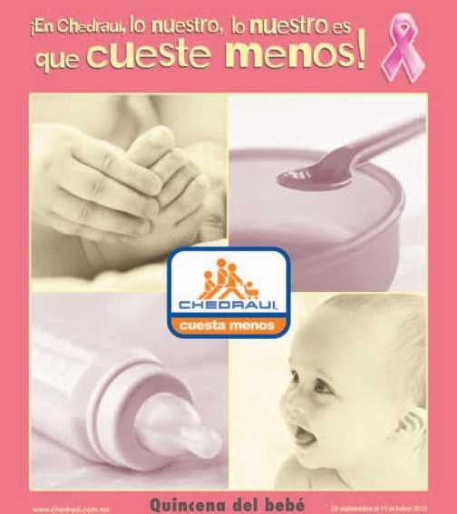 Chedraui: descuentos en ropa interior Disney para bebé, línea Avent, accesorios Gerber y +