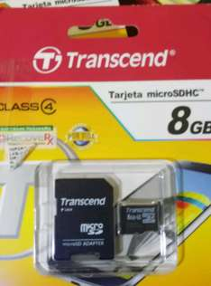 Walmart: memoria micro SD 8gb a $40.01