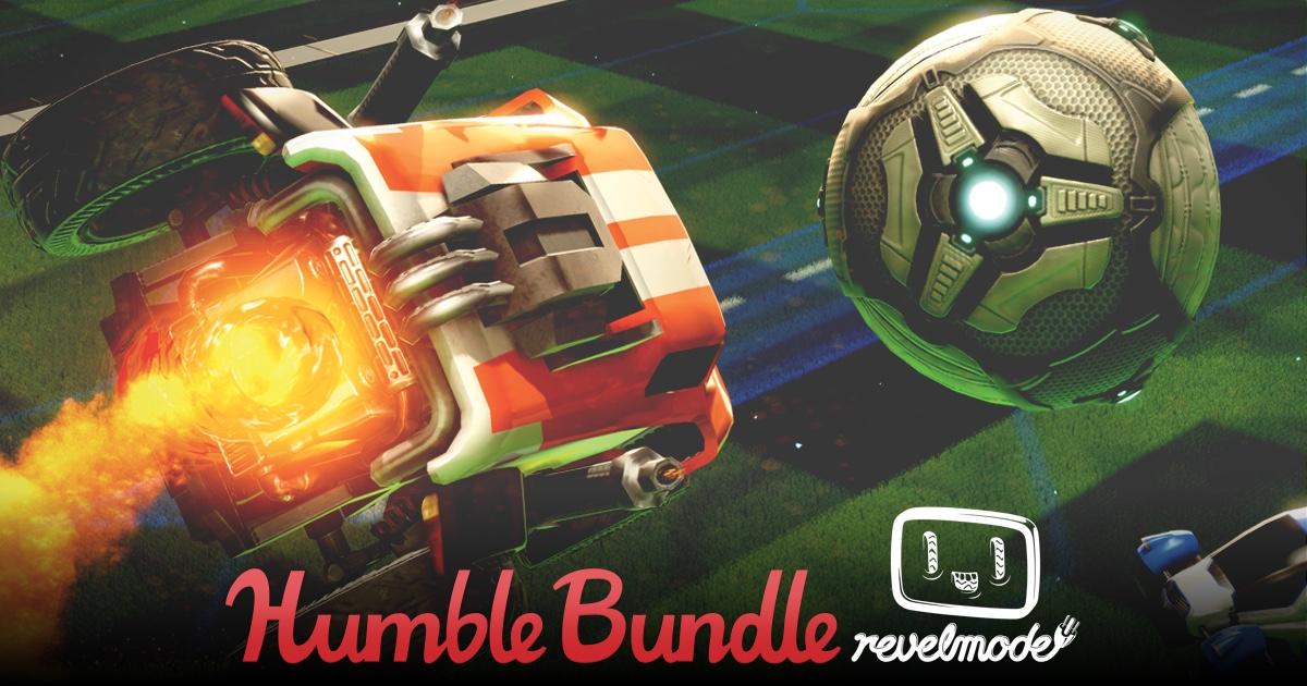 Humble Bundle: Revelmode desde 1 dólar
