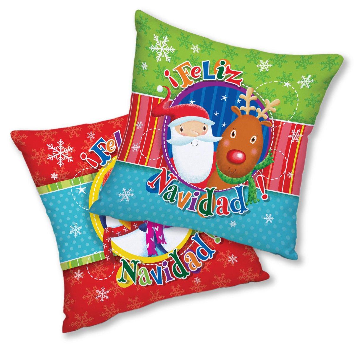 Sears en Línea: Te Desea Feliz Navidad Cojin y mas con 95% Descuento