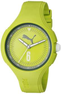 Amazon: reloj unisex puma color verde