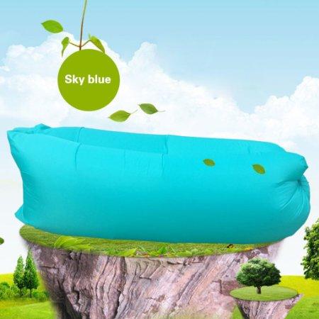 Amazon: cama inflable (vendida y enviada por un tercero)