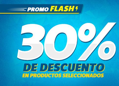 Netshoes promo flash: 20% en lanzamientos y 30% en selección