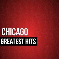 "Google Play Store: Album ""Chicago Greatest Hits""  $12"
