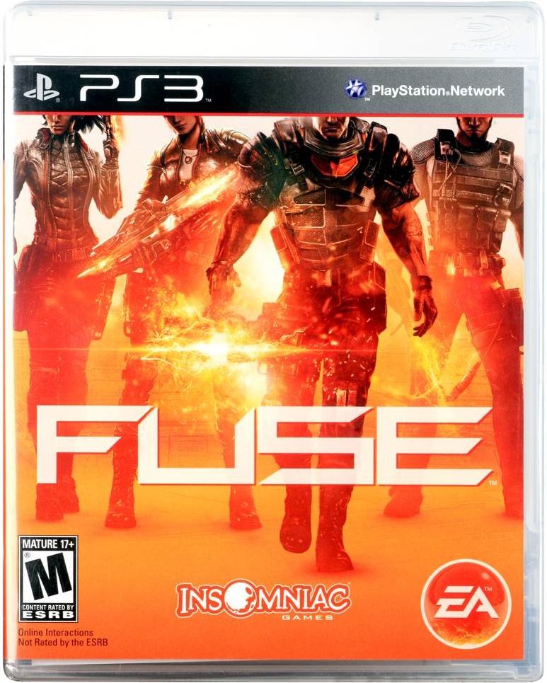 Walmart en línea: FUSE PS3 a $99