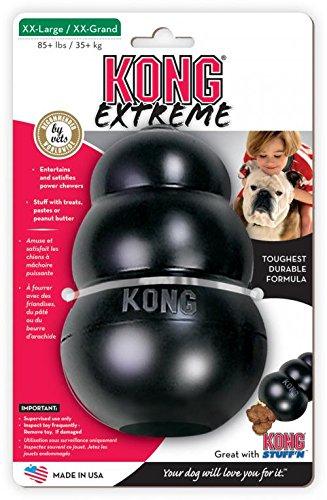 Amazon: KONG Extreme (negro) Juguete para Perro