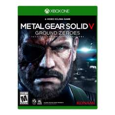 Walmart en línea: Metal Gear Solid V Ground Zeroes para Xbox One