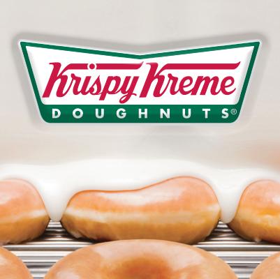 Krispy Kreme: regala dona con portavasos