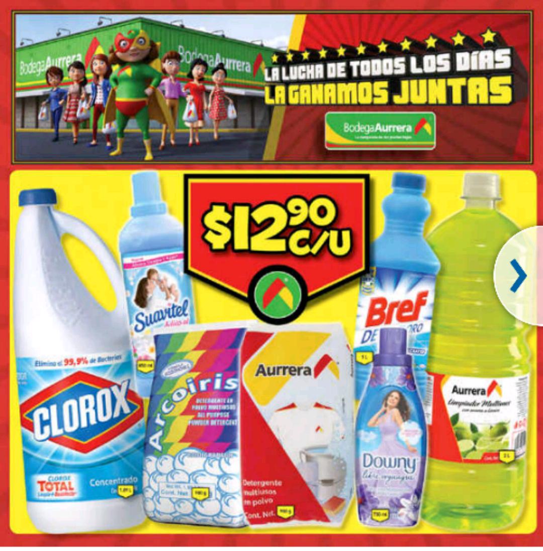 Bodega Aurrerá: folleto de ofertas a partir del 14 de julio 2016