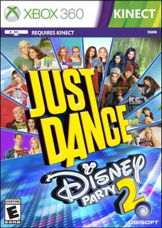 Amazon: Just Dance Disney Party 2 para Xbox 360, Wii U y Wii